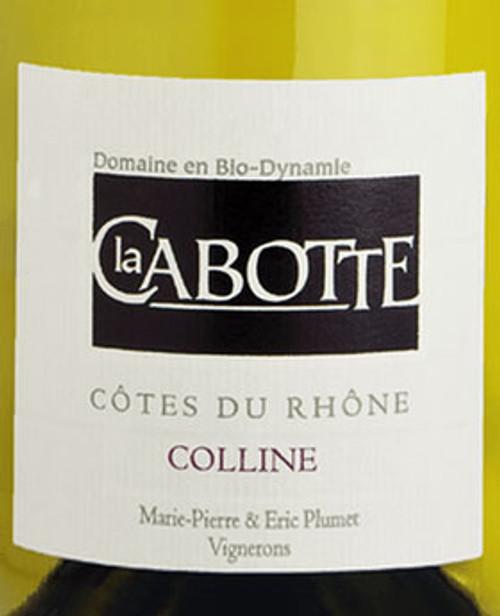 La Cabotte Côtes-du-Rhône Blanc Colline 2020