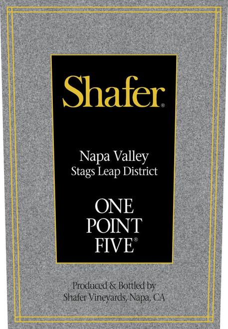 Shafer Cabernet Sauvignon Napa Valley One Point Five 2018