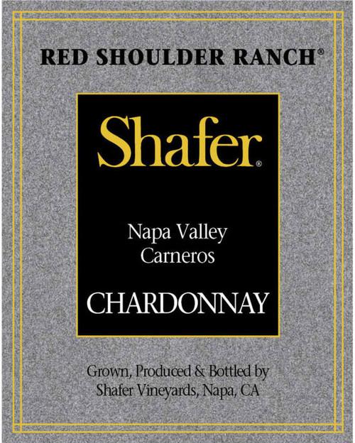Shafer Chardonnay Napa Valley Carneros Red Shoulder Ranch 2019