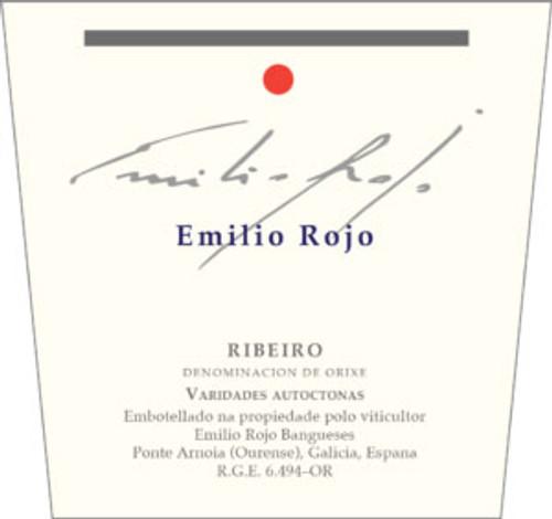 Viña Mein-Emilio Rojo Ribeiro Blanco Emilio Rojo 2018