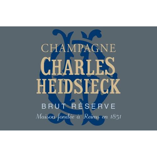 Heidsieck/Charles Brut Champagne Réserve NV 3L
