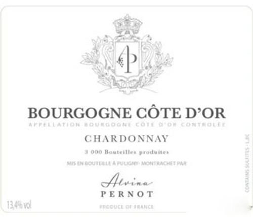 Pernot/Alvina Bourgogne Chardonnay Côte d'Or 2020