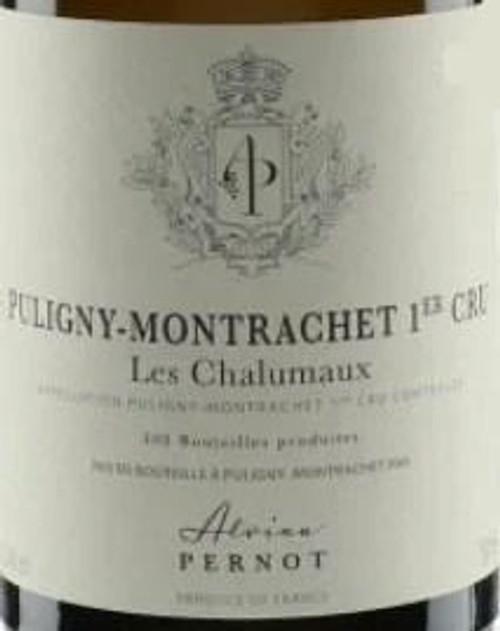 Pernot/Alvina Puligny-Montrachet 1er cru Les Chalumeaux 2020