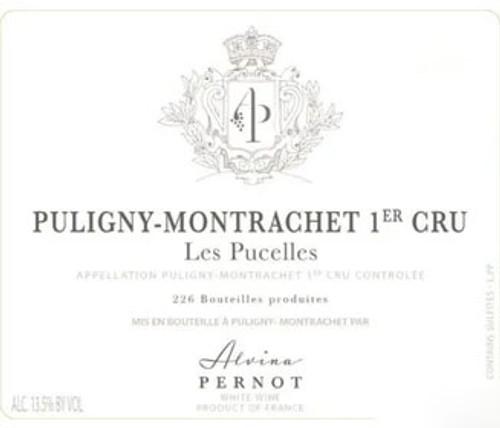 Pernot/Alvina Puligny-Montrachet 1er cru Les Pucelles 2020