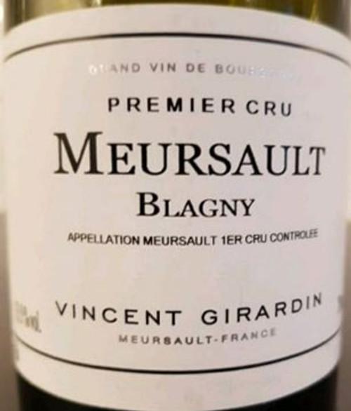 Girardin/Vincent Meursault 1er cru Les Blagny 2019