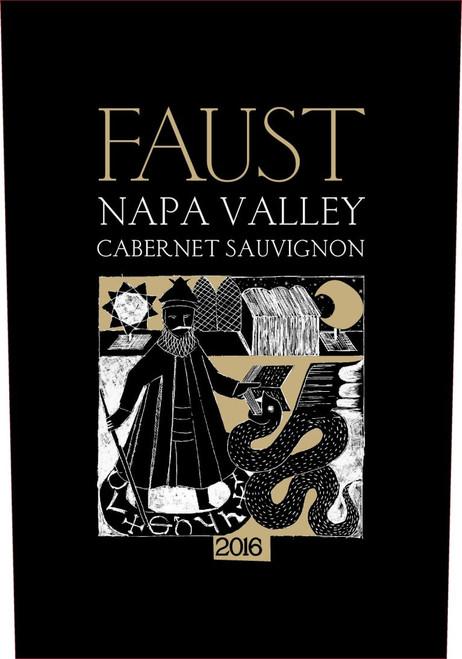 Faust Cabernet Sauvignon Napa Valley 2016 1.5L