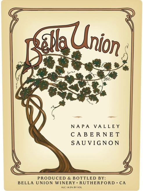 Bella Union Cabernet Sauvignon Napa Valley 2018