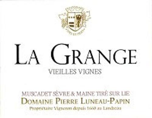 Luneau-Papin Muscadet Sèvre et Maine La Grange Vieilles Vignes 2018