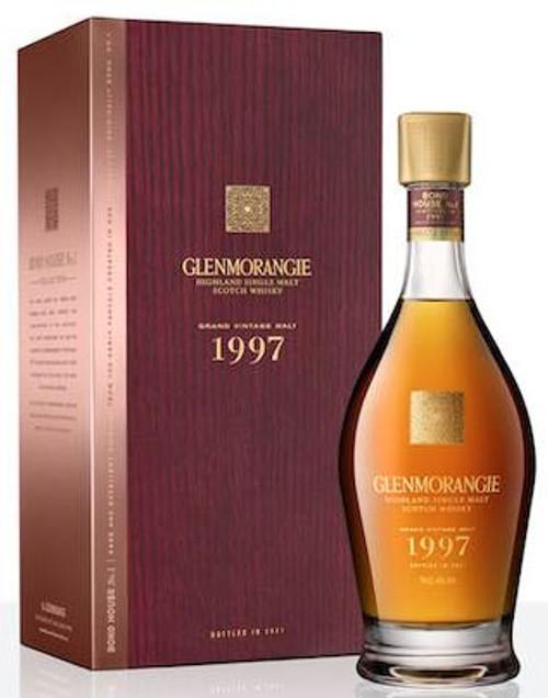 Glenmorangie Grand Vintage Malt 1997 Single Malt Scotch Whiskey