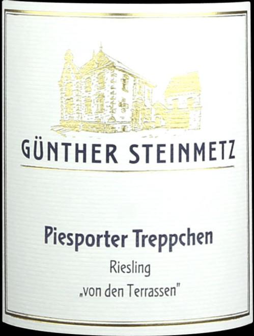 Steinmetz/Günther Riesling Piesporter Treppchen von den terrassen 2020
