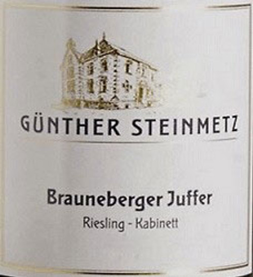 Steinmetz/Günther Riesling Kabinett Brauneberger Juffer 2020