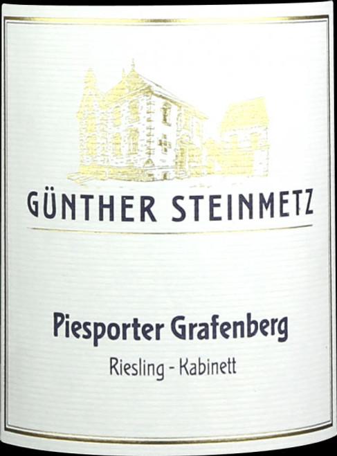 Steinmetz/Günther Riesling Kabinett Piesporter Grafenberg 2020