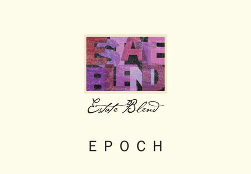Epoch Estate Blend Paso Robles 2017