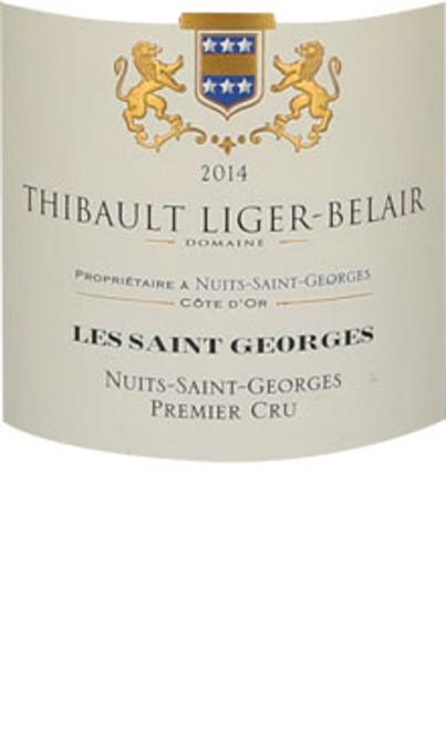 Liger-Belair/Thibault Nuits-St-Georges 1er cru Les St-Georges 2014