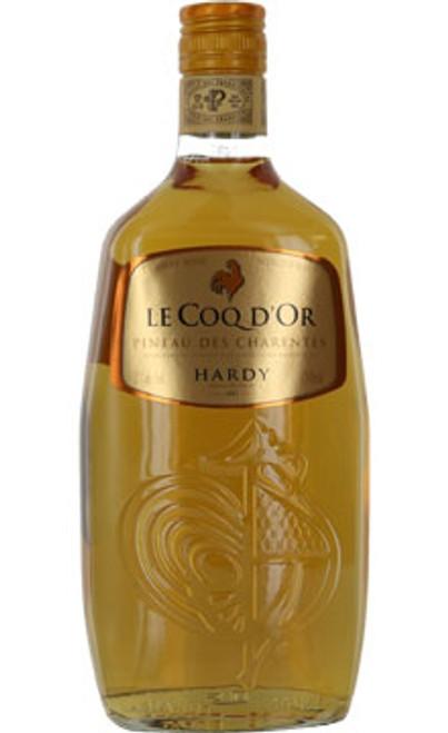 Hardy Pineau des Charentes Rosé Le Coq d'Or