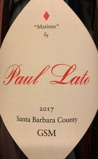 Paul Lato GSM Santa Barbara County Matinee 2017
