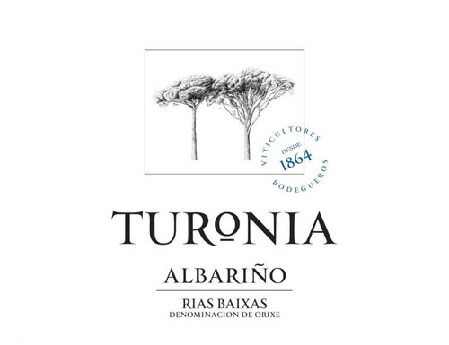 Quinta Couselo Albariño Rías Baixas Turonia 2020