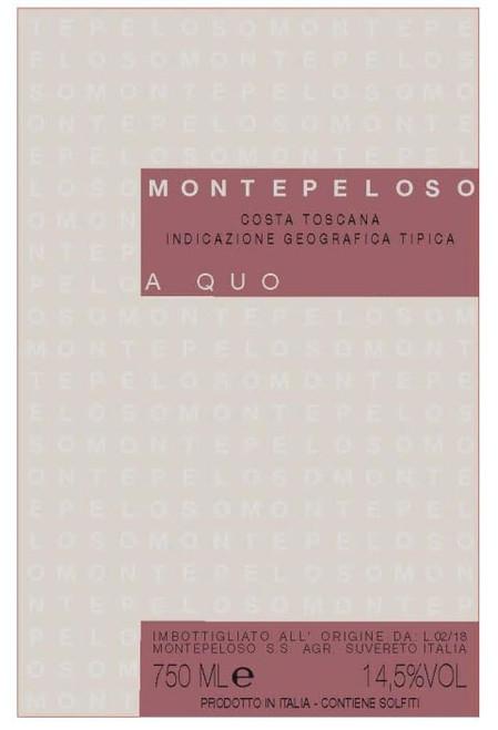Montepeloso Toscana A Quo 2019
