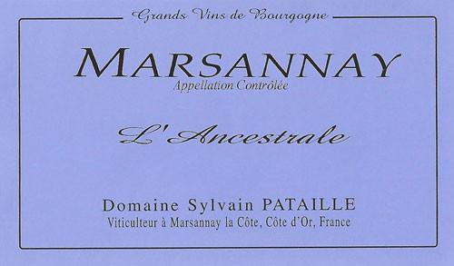 Pataille/Sylvain Marsannay L'Ancestrale 2018