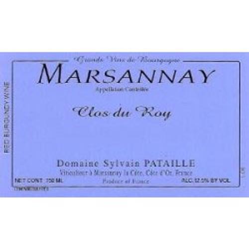 Pataille/Sylvain Marsannay Clos du Roy 2018 1.5L