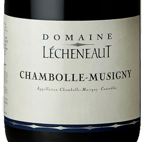 Lécheneaut Chambolle-Musigny 2019