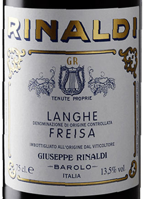 Rinaldi/Giuseppe Langhe Freisa 2020