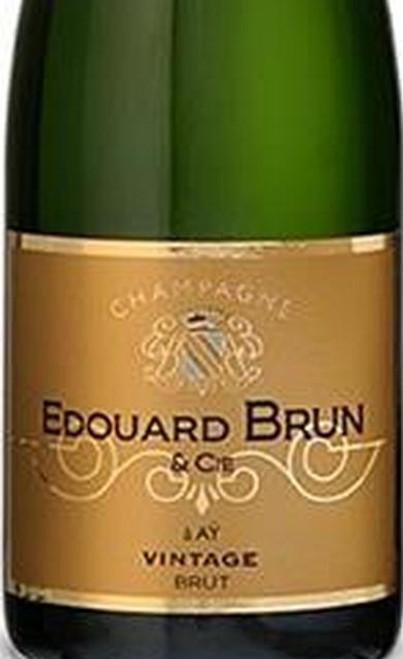 Brun/Edouard Brut Champagne 2008