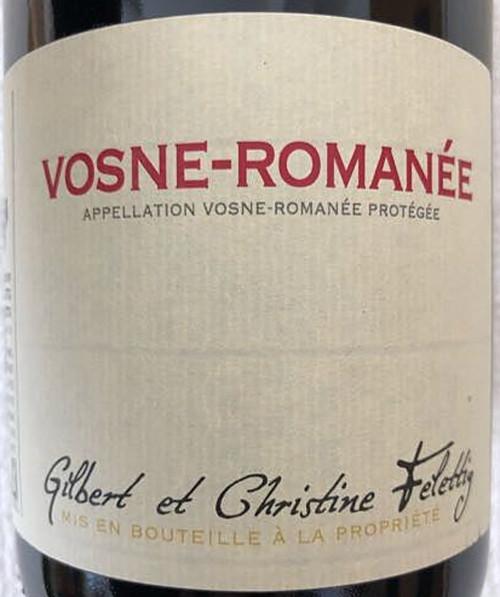 Felettig Vosne-Romanée 2018