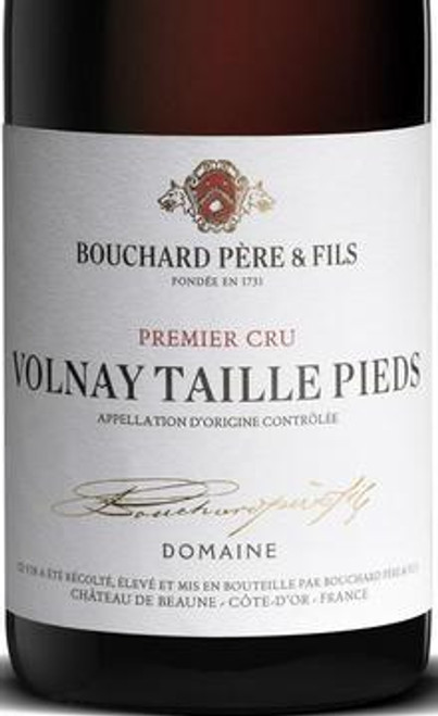 Bouchard Volnay 1er cru Taillepieds 2018