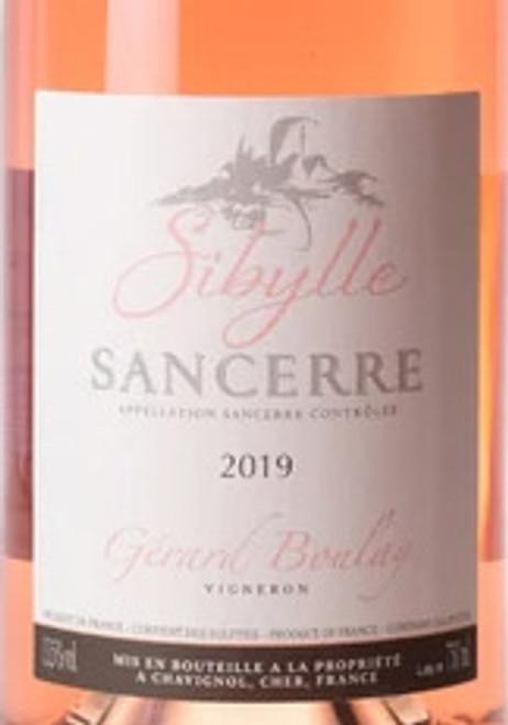 Boulay/Gérard Sancerre Rosé Sibylle 2019