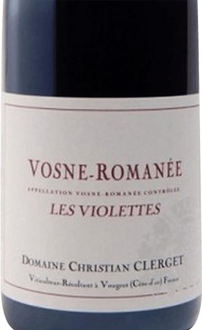Clerget/Christian Vosne-Romanée Les Violettes 2017