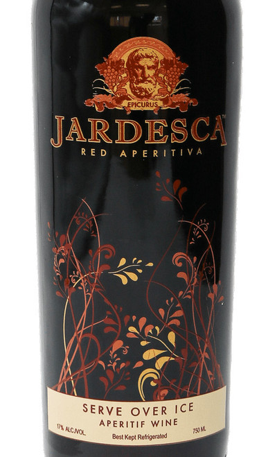Jardesca California Red Aperitiva