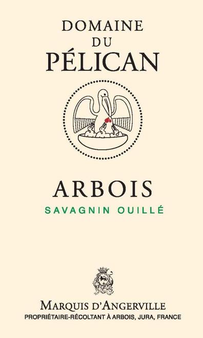 Domaine du Pélican Savagnin Arbois Ouillé 2017