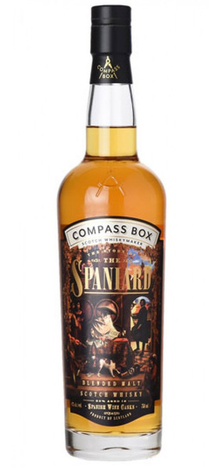 Compass Box Story of the Spaniard Blended Scotch Whiskey