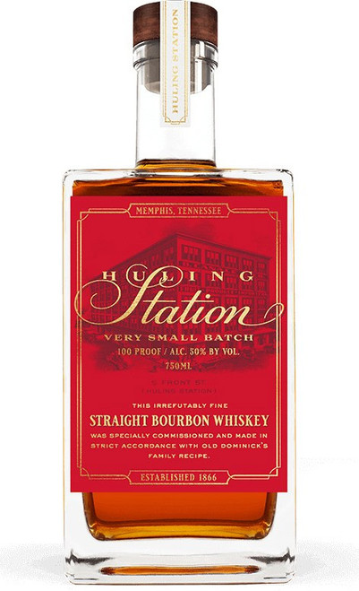 Old Dominick Huling Station Small Batch Bourbon