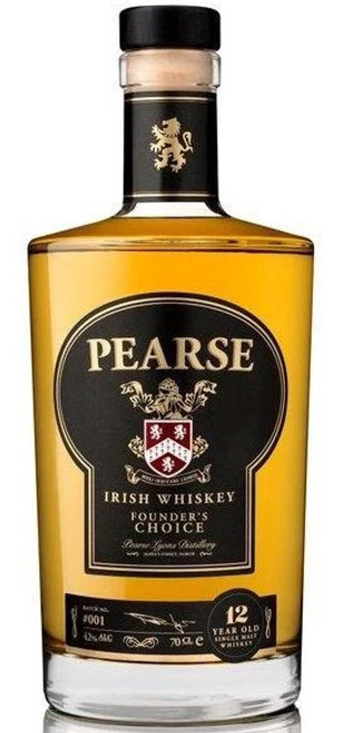 Pearse Irish Whiskey Founders Choice