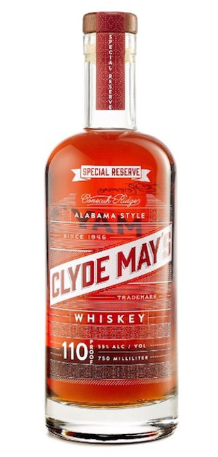 Clyde May's Special Reserve Bourbon