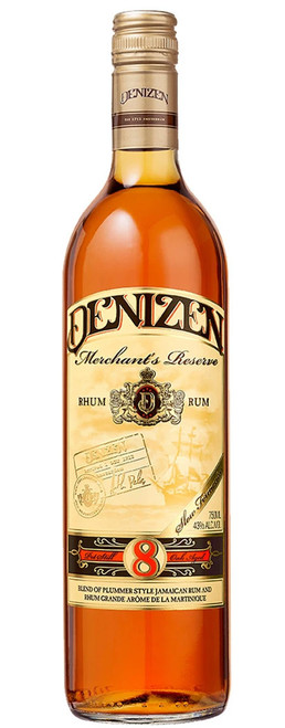 Denizen Rum Merchant's Reserve 8 Year