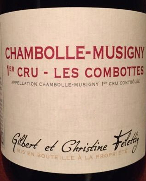 Felettig Chambolle-Musigny 1er cru Combottes 2018 1.5L