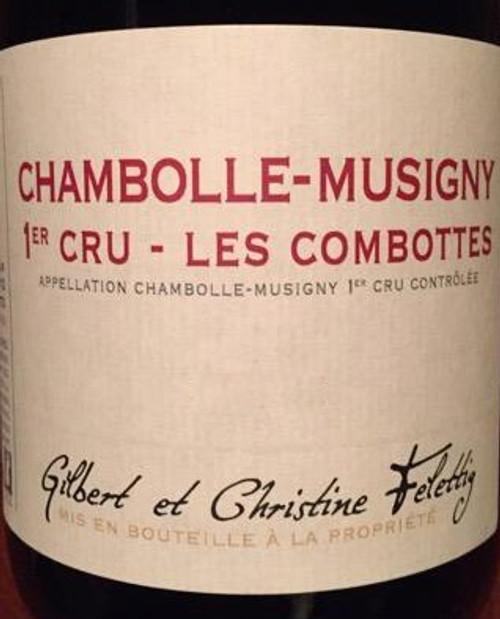 Felettig Chambolle-Musigny 1er cru Combottes 2018