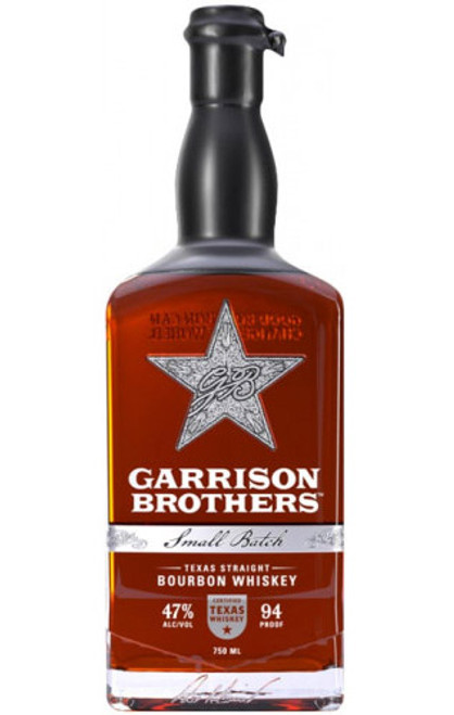 Garrison Brothers Texas Straight Small Batch Bourbon 375ml