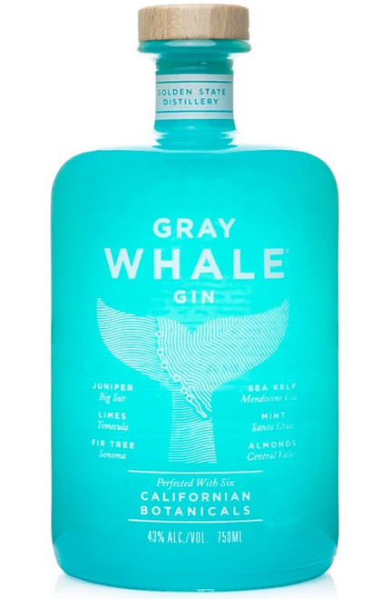 Gray Whale Gin California