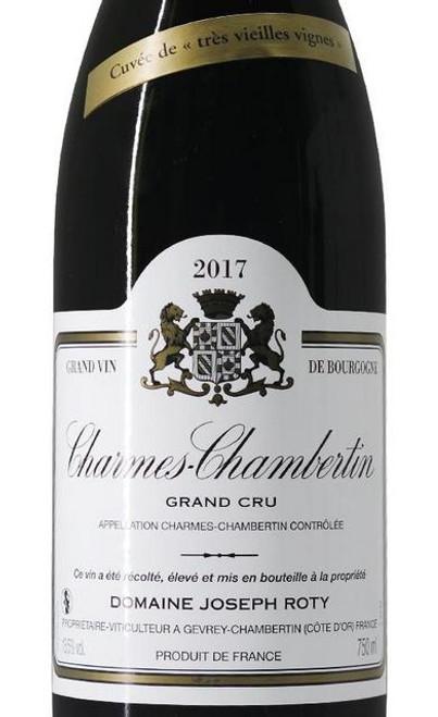 Roty Charmes-Chambertin Très Vieilles Vignes 2017