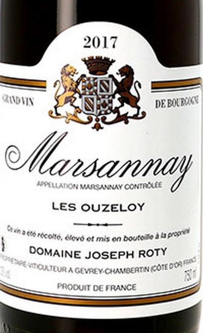 Roty Marsannay Rouge Ouzeloy 2017