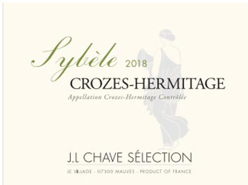Chave/J.L. Sélection Crozes-Hermitage Blanc Sybèle 2018