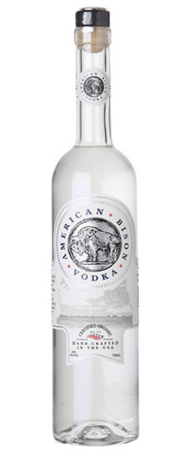 American Bison Vodka
