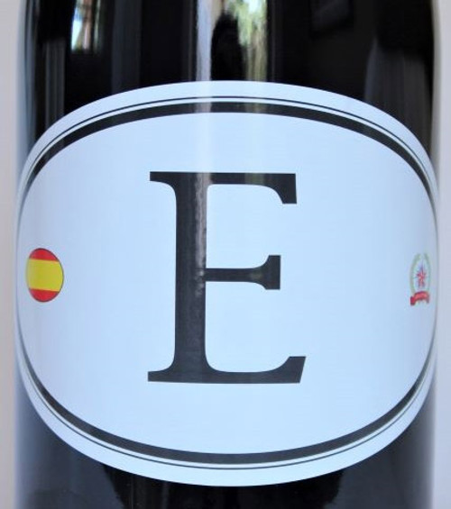 "Locations by Dave Phinney ""E7"" Proprietary Red Spain NV"