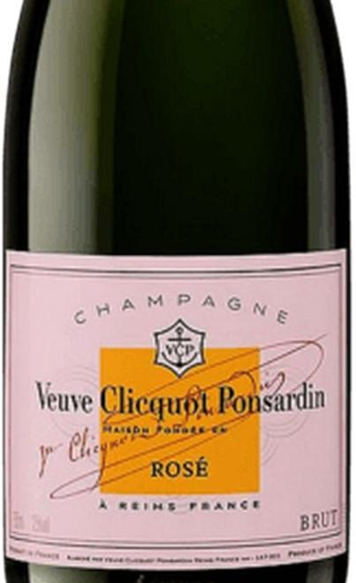 Veuve Clicquot Brut Rosé Champagne 2012