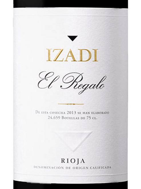 Izadi Rioja El Regalo Reserva 2014