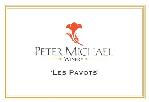 Peter Michael Les Pavots Knights Valley 2017